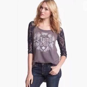 FREE PEOPLE We the Free Flying Wild Top